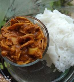 Bamboo Shoot Curry Recipe