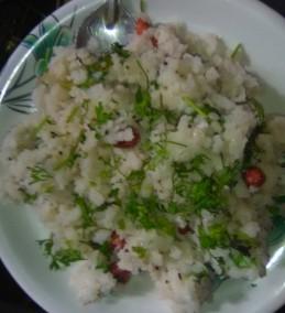 Breakfast recipe -Dahi Poha Recipe