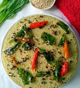 Spinach millet dhokla Recipe