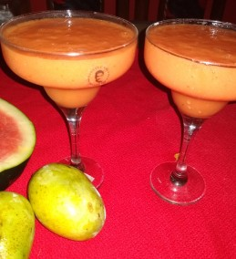 MANGO WATERMELON SMOOTHIE RECIPE