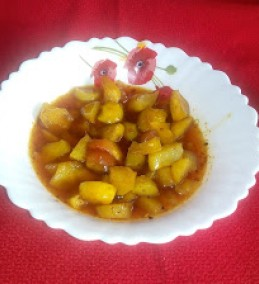 APPLE AND SWEET POTATO CHUTNEY RECIPE