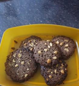 Chocolate cashew Cookies Recipe