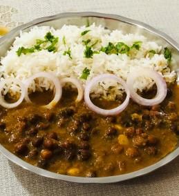 Black Gram Curry Recipe