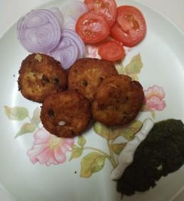 Paneer Aloo Tikki Recipe