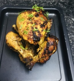 Indian Style Whole Chicken Roast Recipe