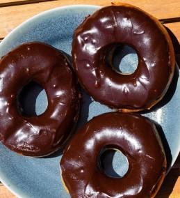 Chocolate Doughnuts Recipe
