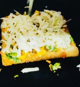 Open Cheese Toast Recipe