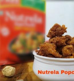 Nutrela Soya Popcorn Recipe