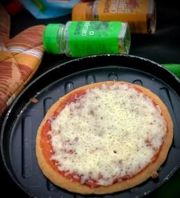 Margarita Pizza Recipe
