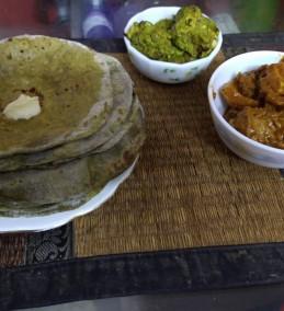 MORIANGA POWDER ROTI Recipe