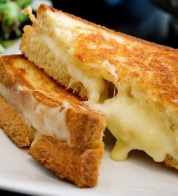 NAAGIN BASIL GRILLED CHEESE