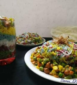 Rainbow Rice Recipe