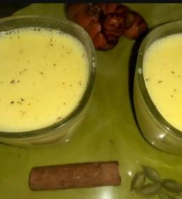 Turmeric Milk/Turmeric Latte Recipe