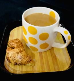 Milk Ginger Tea Recipe