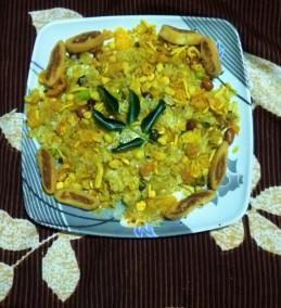 Maharashtrian Chivda Recipe