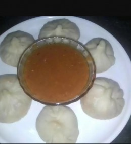 Wheat Soya momo Recipe