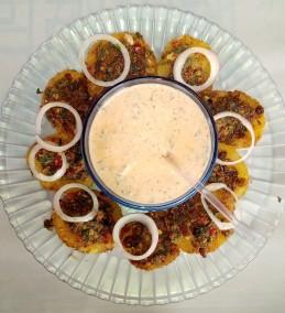 Chatpata tandoori shakarkandi Recipe