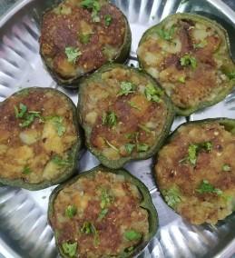 Shimla mirch aloo Recipe