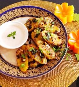 Tandoori Sharkandi Recipe