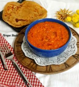 Tandoori Aloo bharta Recipe