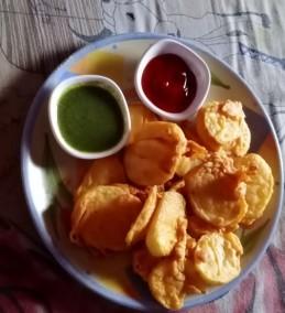 Aloo pakoda Recipe