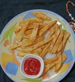 Aloo French fries Recipe