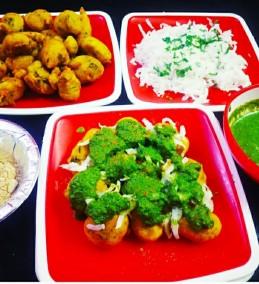 Delhi special raam laddoo (chaat) Recipe