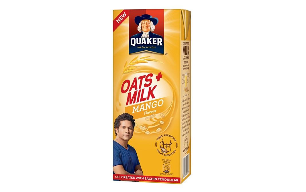 Quaker Oats + Milk Mango - Reviews | Ingredients | Recipes ...