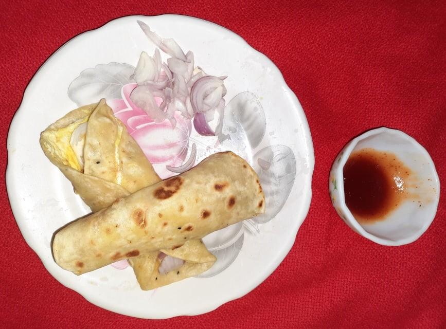 chicken tikka kathi roll recipe  gotochef